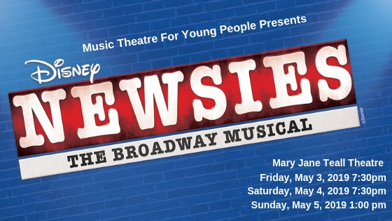 Newsies Blog Cover